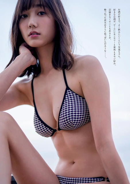鈴木友菜 Suzuki Yuuna Weekly Playboy Nov 2017 Photos