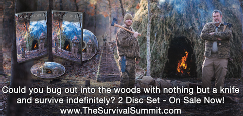 OUT NOW SURVIVAL DVD set
