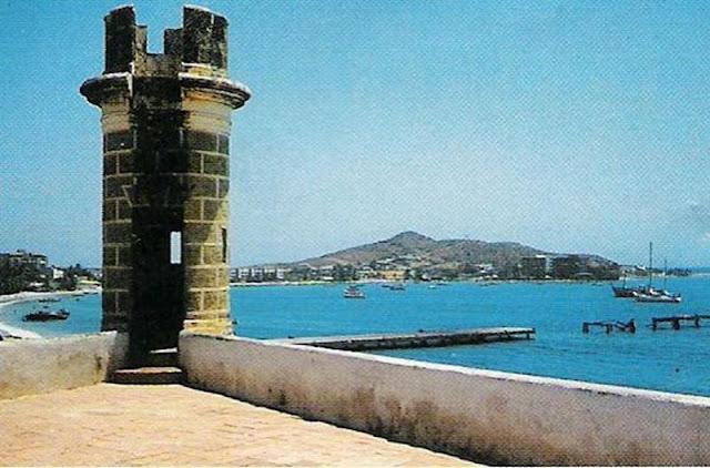 imagen Castillo en pampatar
