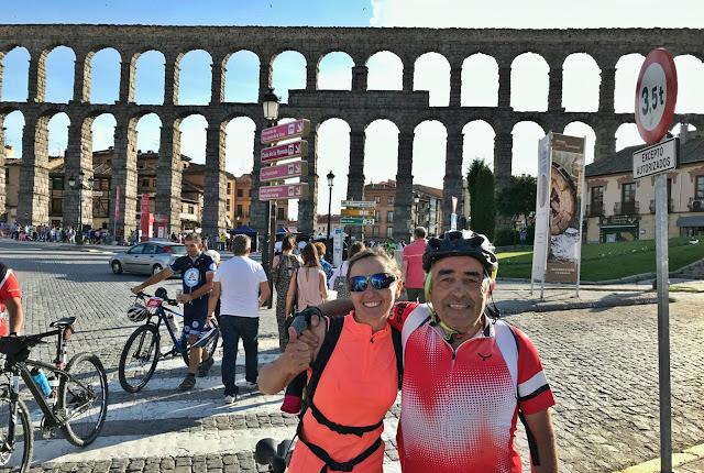 AlfonsoyAmigos - Madrid Segovia