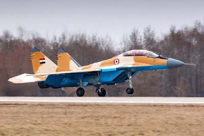 MiG-35 poderá substituir os F-5 Tiger II no México
