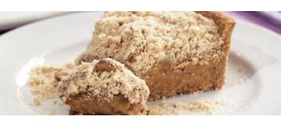 Receita de Torta farofa crocante