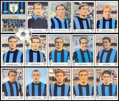 Figurine Panini Inter 1964/65