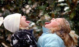 El motivo por el que nadie debería comer nieve
