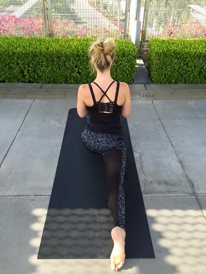 lululemon hot-to-street brushed-animal-pant