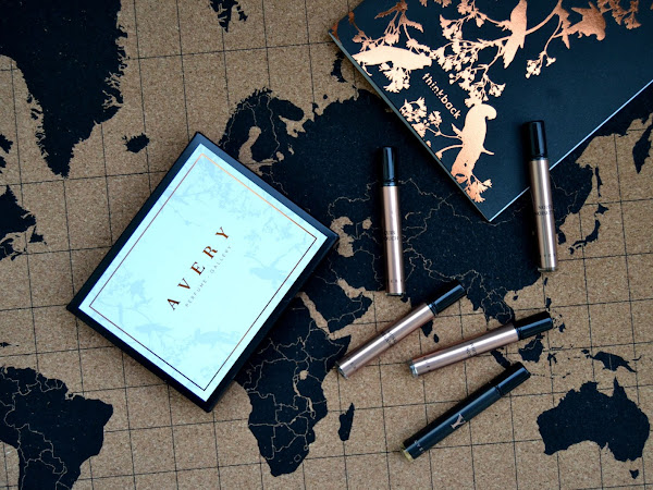Le  nuove fragranze della collezione Avery