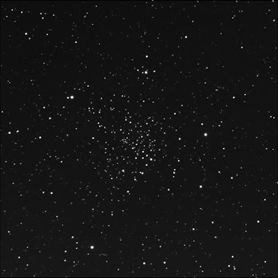RASC Finest open cluster NGC 6939 luminance