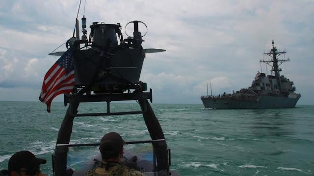 Secretario del Interior de EE.UU.: Nuestra Armada podría prevenir que energía rusa llegue al mercado