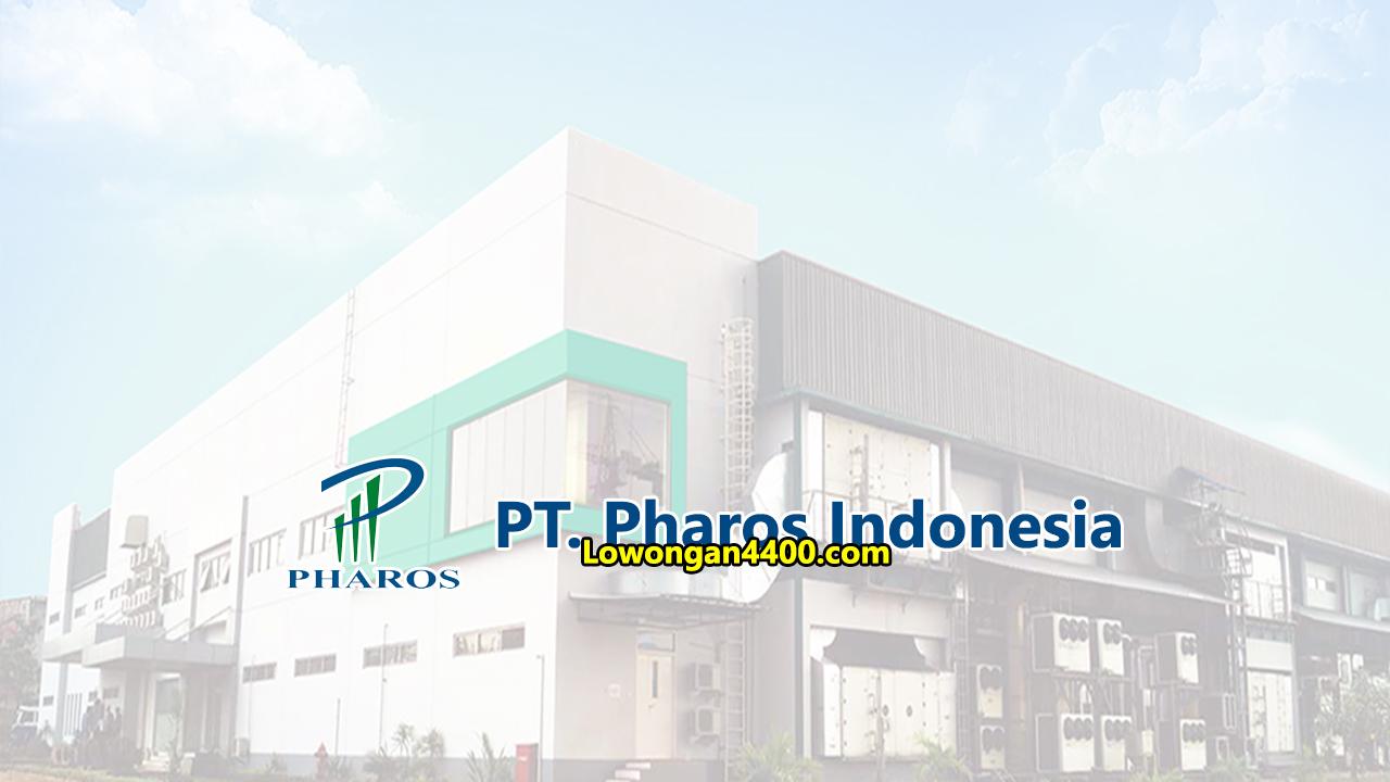 Lowongan Kerja PT. Pharos Indonesia (Pharos Group)