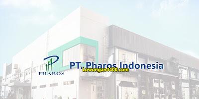 Lowongan Kerja PT. Pharos Indonesia (Pharos Group) September 2019