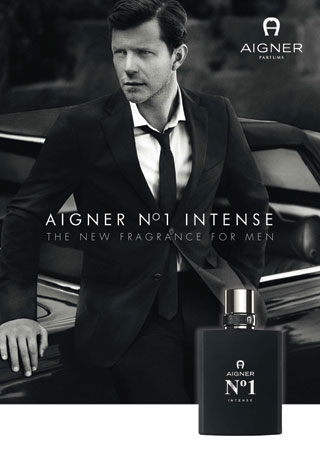 Aigner No 1 Intense by Etienne Aigner