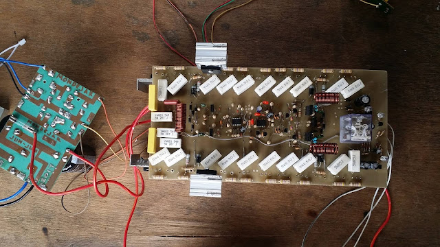 1600W power amplifier circuit