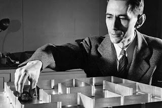 Claude Shannon younger picture