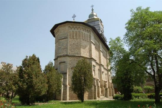 Biserica Manastirii Dragomirna