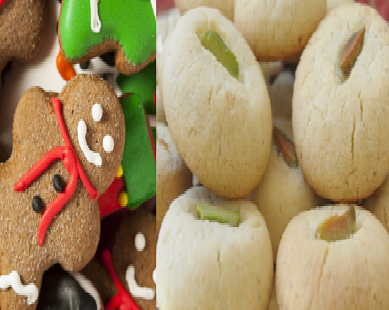 Christmas Cookies (Easy to make Christmas Delicacies recipes )