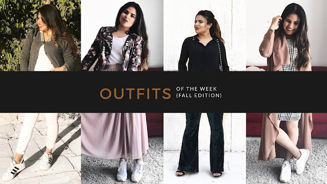 My easy affordable outfits of the week. These are perfect for college, everyday life, going out with friends or going out for date night, you can simply shop these looks with the links down below.