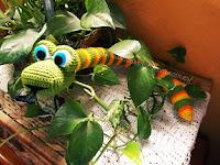 serpiente-amigurumi