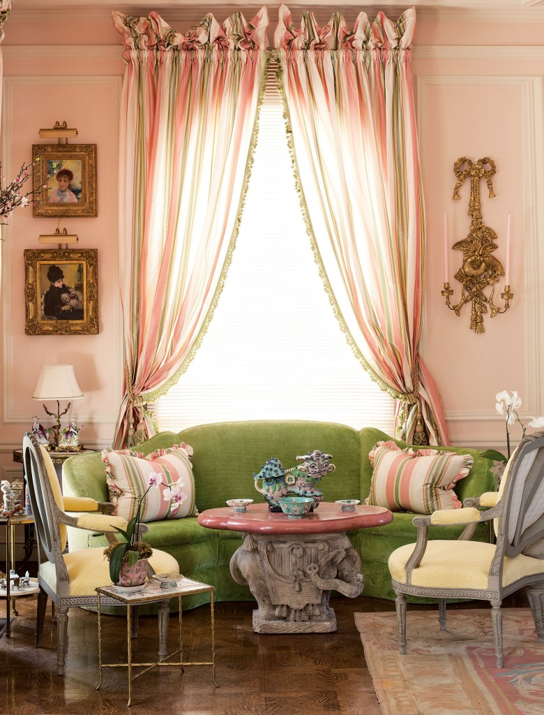 decor inspiration | michael taylor legendary interior designer for