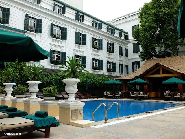 hotel metropole sofitel legend hanoi colon indochine piscine hanoi vietnam