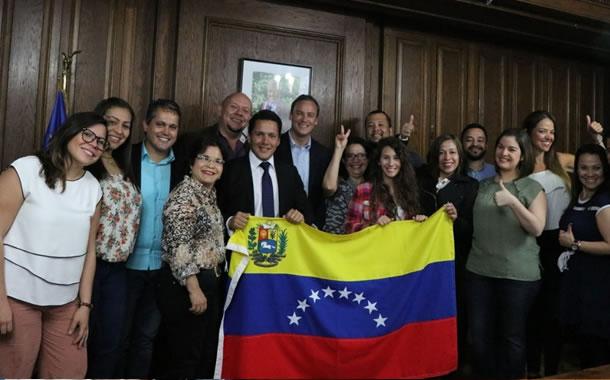 Comunidad venezolana en Chile