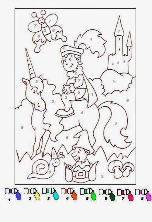 Coloriage Chevalier A Imprimer Liberate