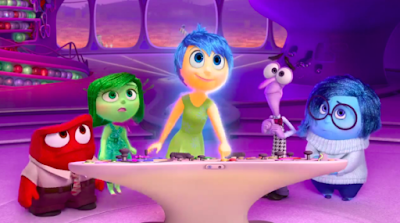 Review dan Sinopsis Film Inside Out (2015)