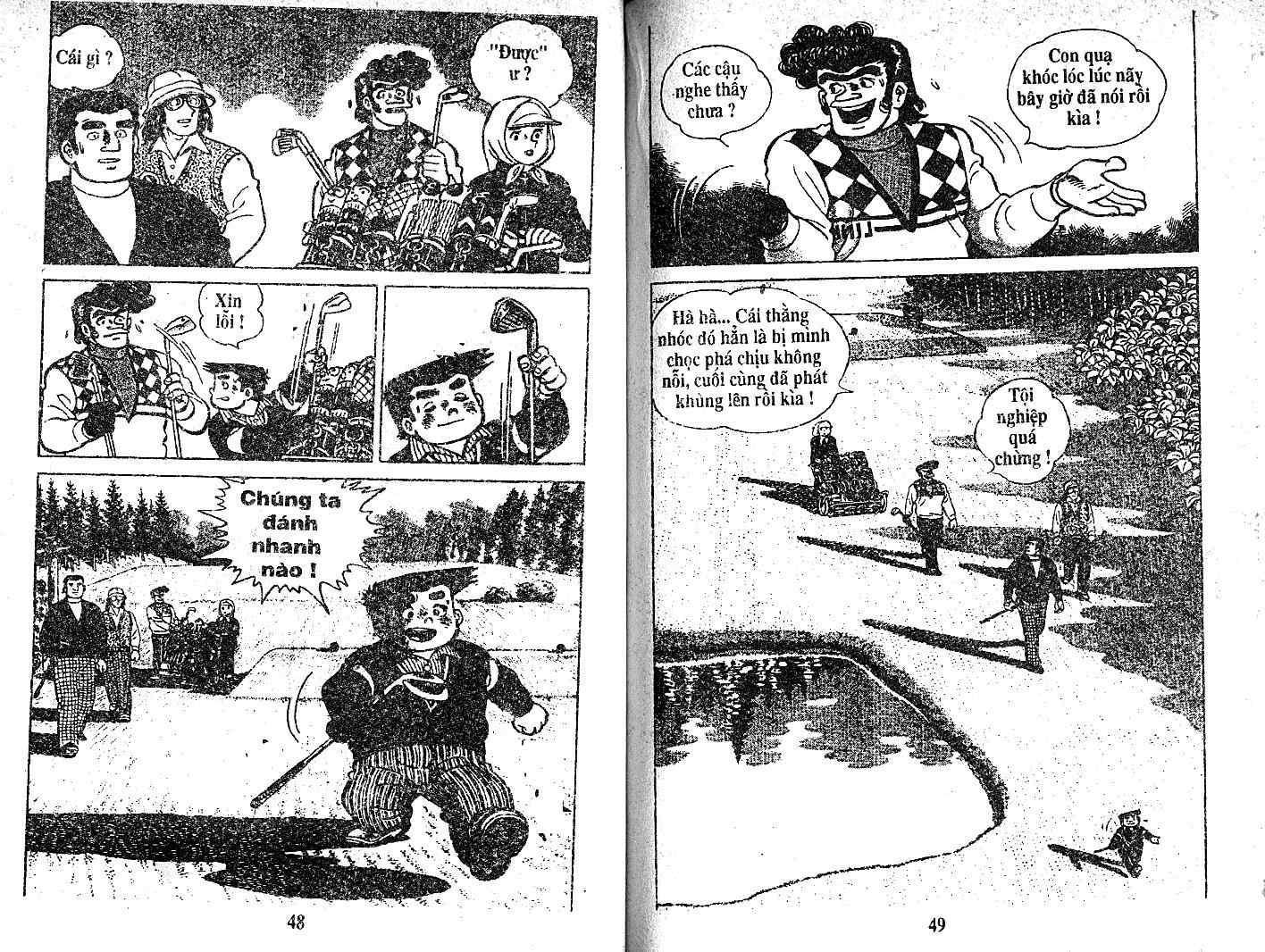Ashita Tenki ni Naare chapter 24 trang 22