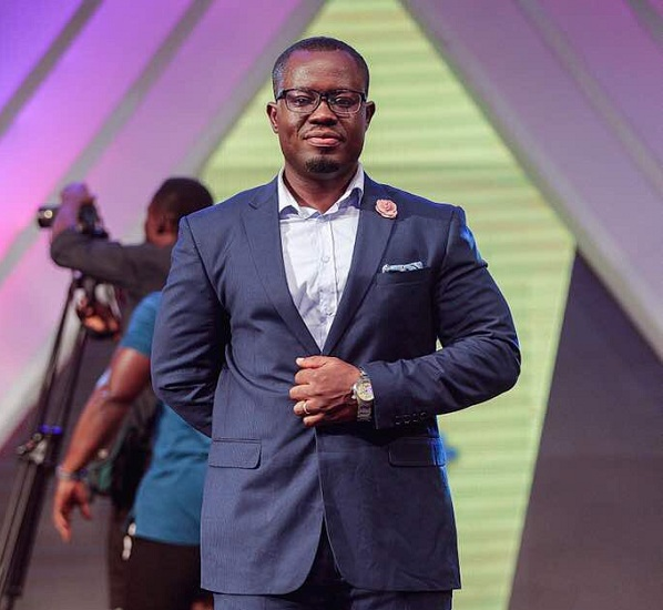 Giovani Caleb Nominated For Event MC Of The Year Award