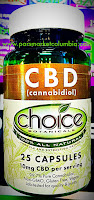 CBD capsules at Pars Market Columbia Howard County Maryland 21045