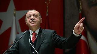 Τον Ερντογάν κι αν τον πλένεις το σαπούνι σου χαλάς