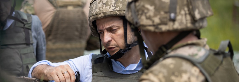 Міністр оборони заявив що буде виконувати указ Зеленського