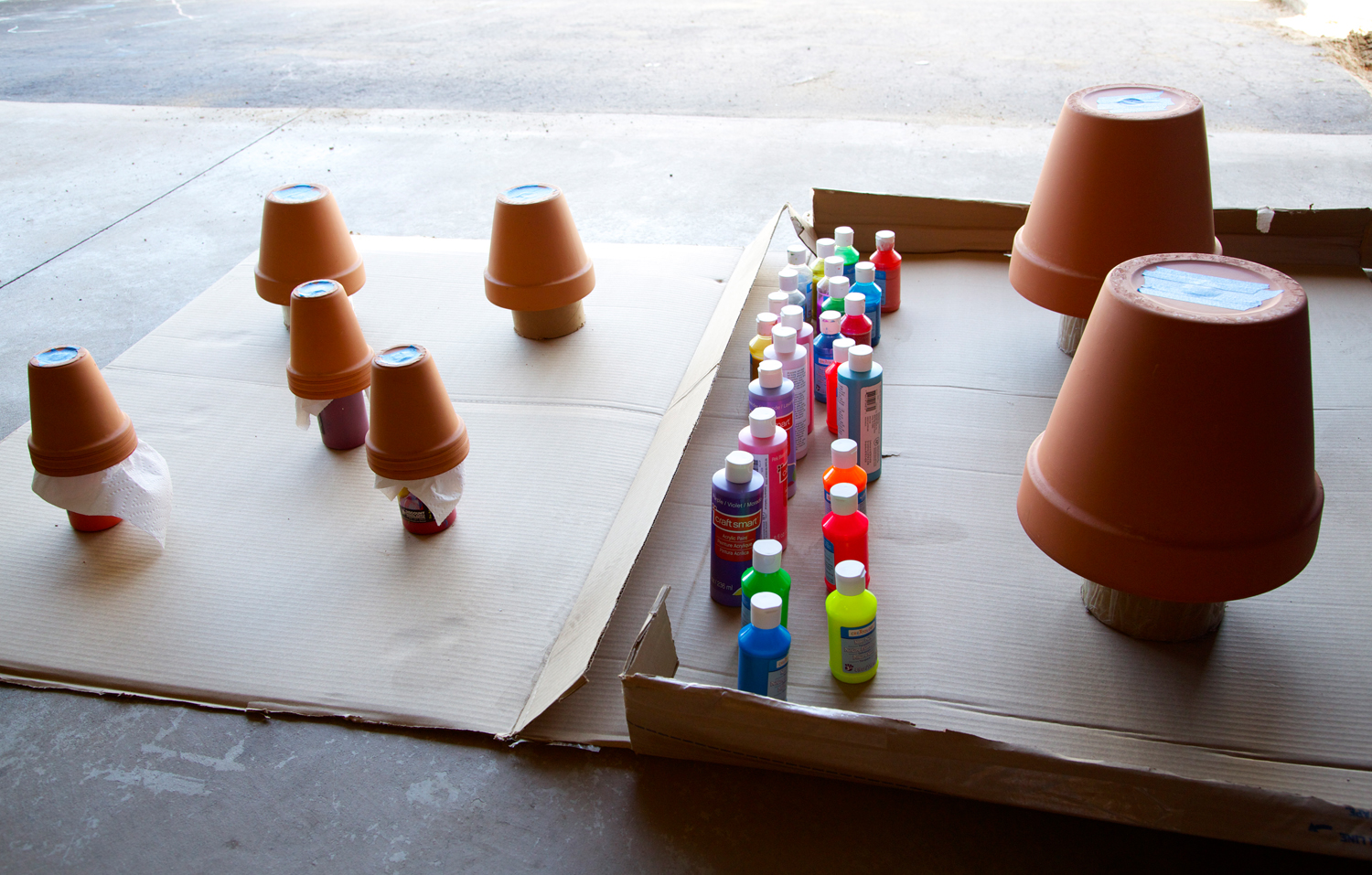 Fun Crafts For  Year Olds