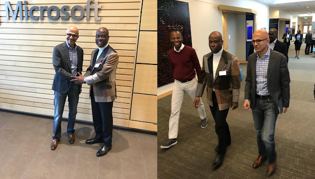 Microsoft Partners With Access Bank To Improve Banking Experience