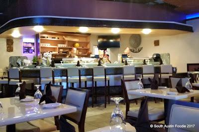 EurAsia Austin interior