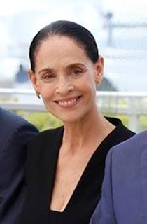 Sônia Braga na França.