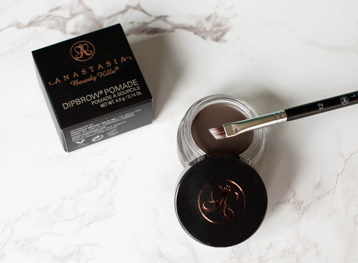 Beauty: Anastasia Beverly Hills Dipbrow in Ash Brown review