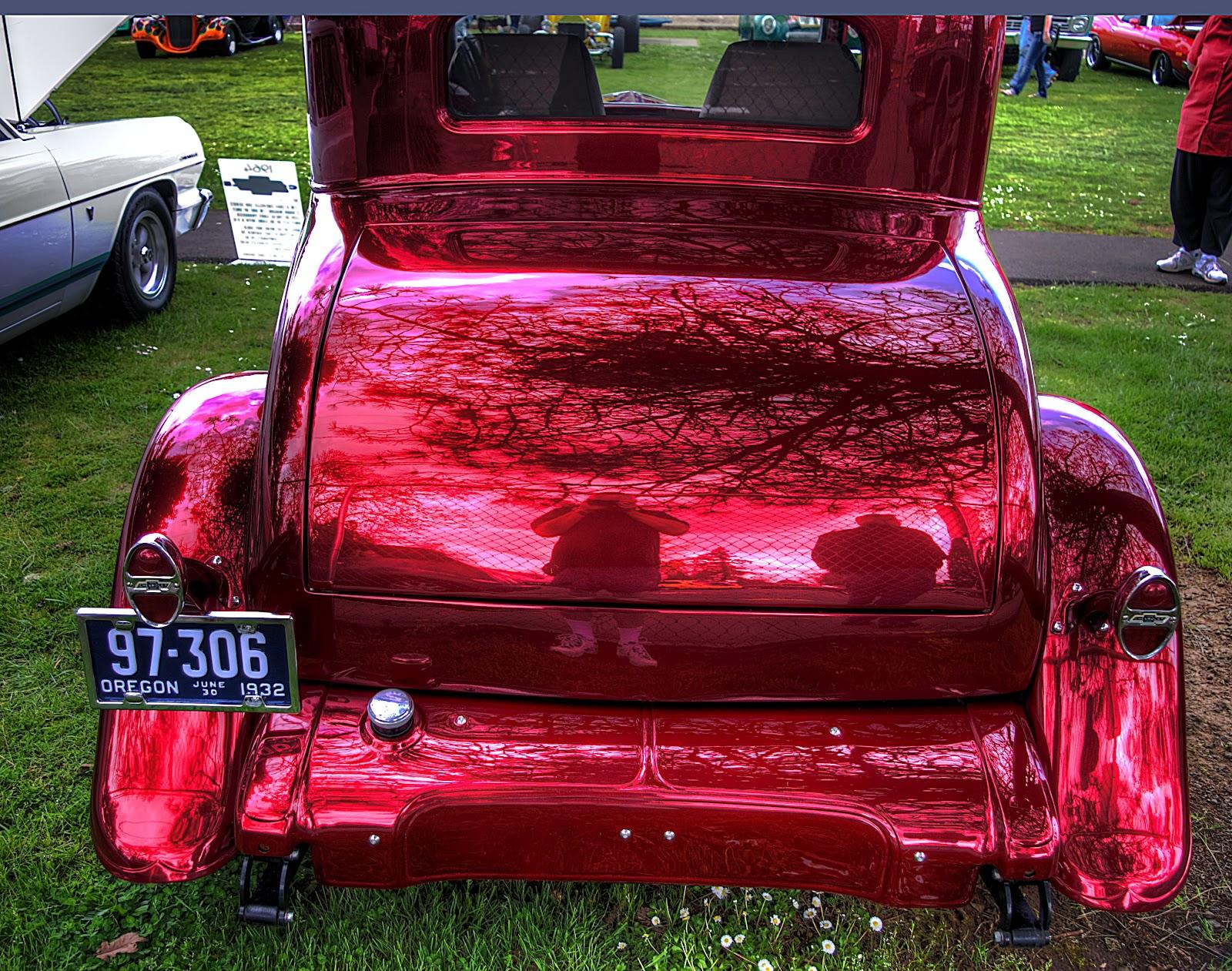 Thom Zehrfeld Photography : 1932 Chevy Deluxe Coupe