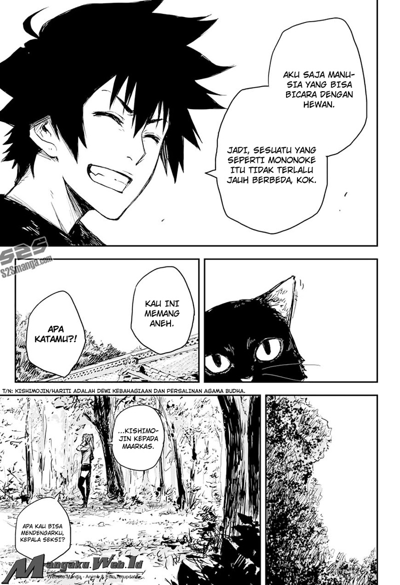 Black Torch Chapter 01-22