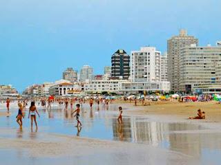 Playa Brava Punta del Este Uruguay