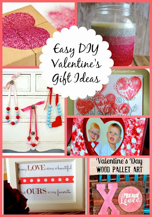 VDAY Gifts? Do It Yourself!