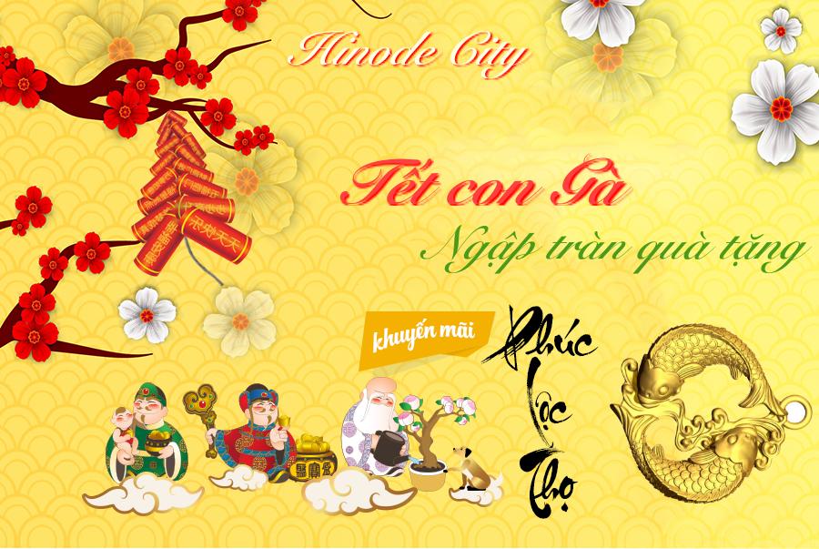 Ưu đãi đặc biệt khi mua căn hộ Hinode City 201 Minh Khai