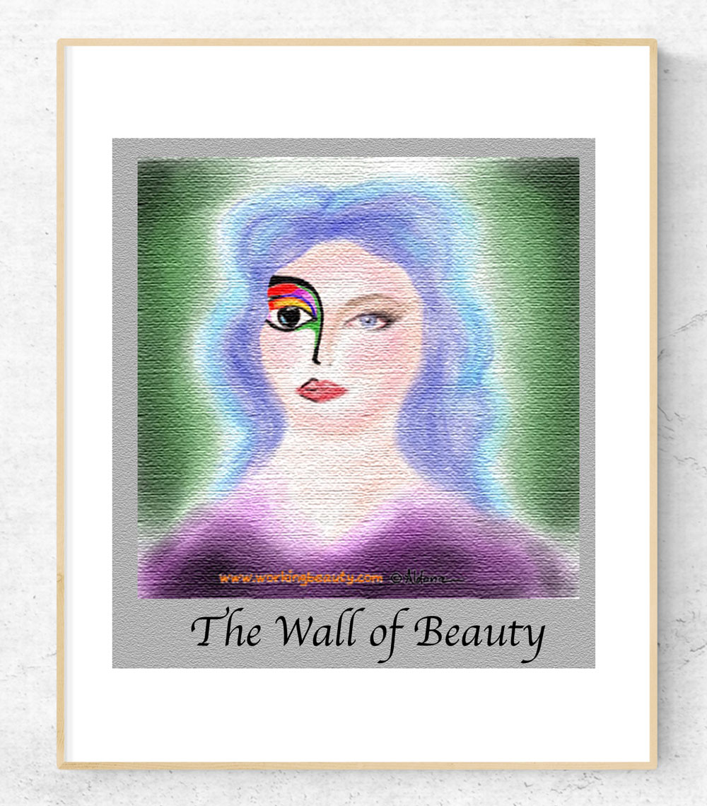 Wall of Beauty