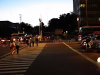Terancam Demo, Pertimbangan Dishub DKI Batalkan Larangan Sepeda Motor Lintasi Sudirman