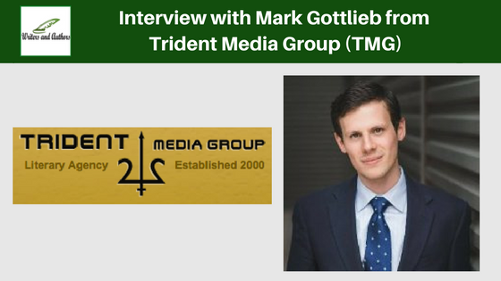 Interview with Mark Gottlieb from Trident Media Group (TMG)