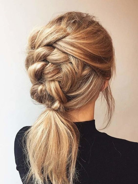 Braided Hairstyle That People Are Loving