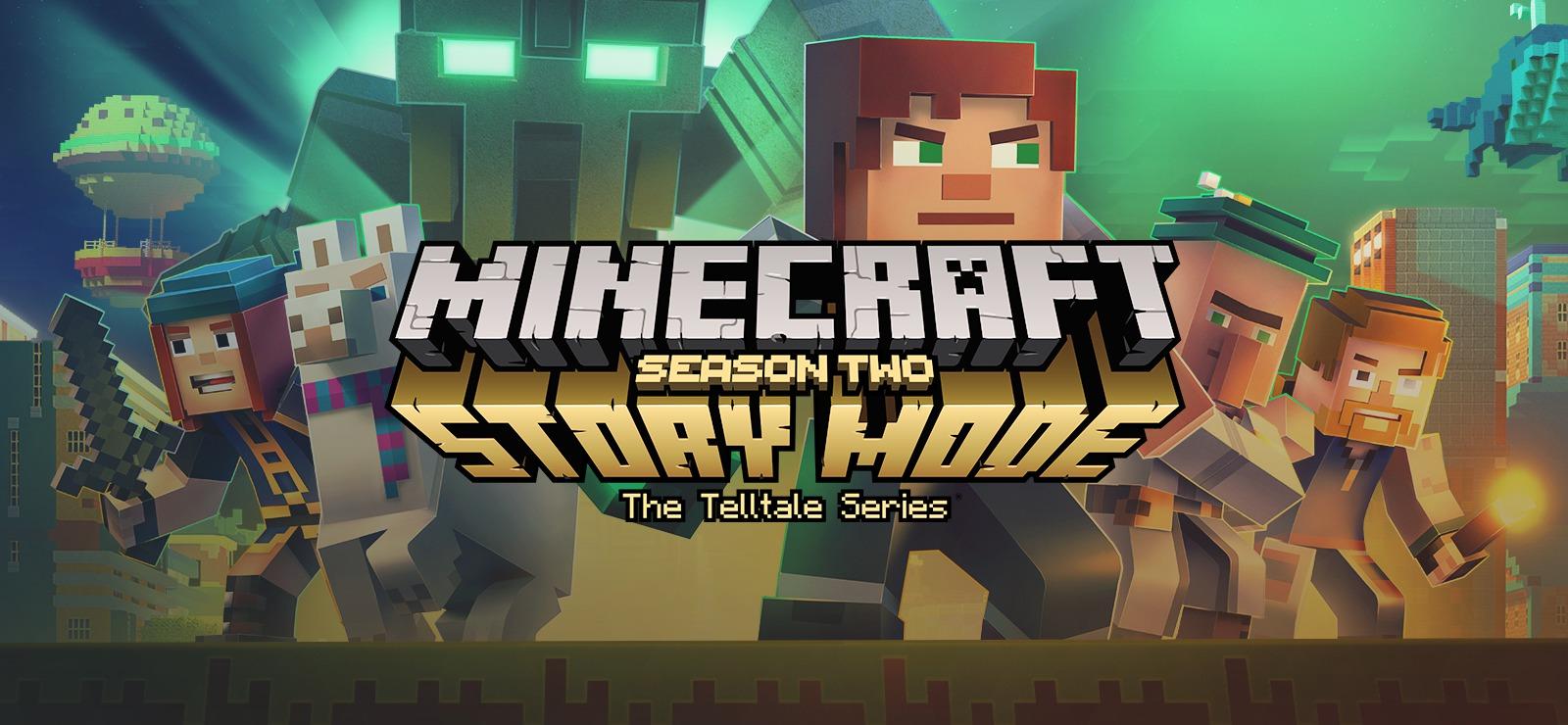 Minecraft: Story Mode (1/2/3/4 эпизод) для Андроид ...