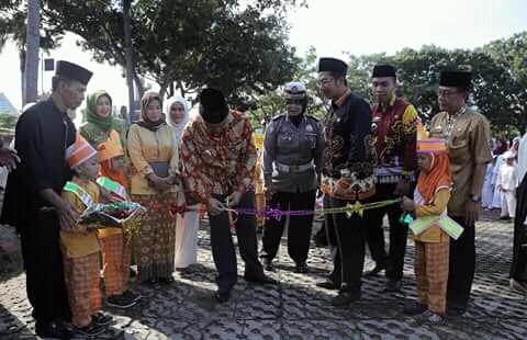 Dalam Rangka Menyambut Bulan Suci Ramadhan PKG Gelar Pawai