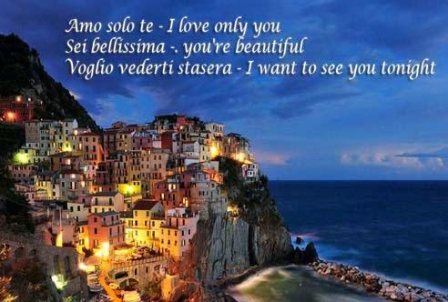 zindagi365.com: Italian Love Quotes | Love Messages | For ...
