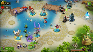 Magic Rush: Heroes v1.1.88 MOD APK