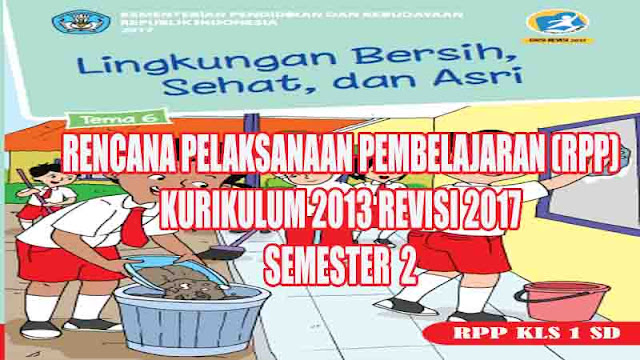 Rpp Tematik Kelas 1 SD Tema 6